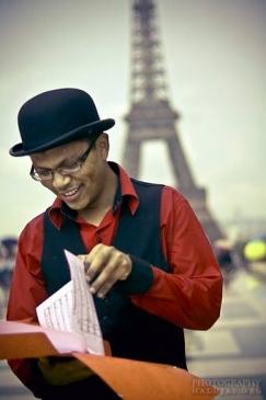 Interview Ritz Rakotomalala, de l'Ensemble Vocal Sebastian Wesley