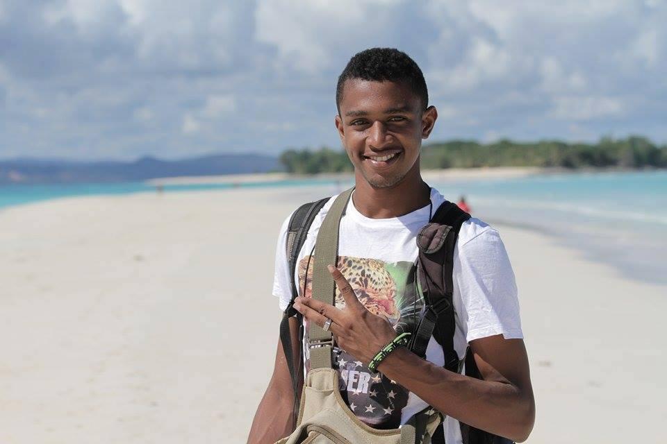 Gaetan, un malgache dans X Factor Italie