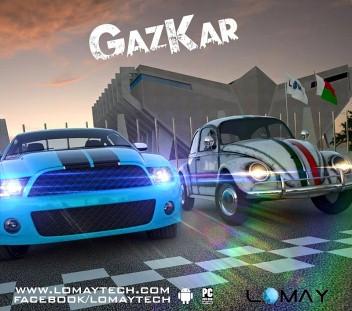 Gazkar, premier jeu-vidéo de course 100% malgache