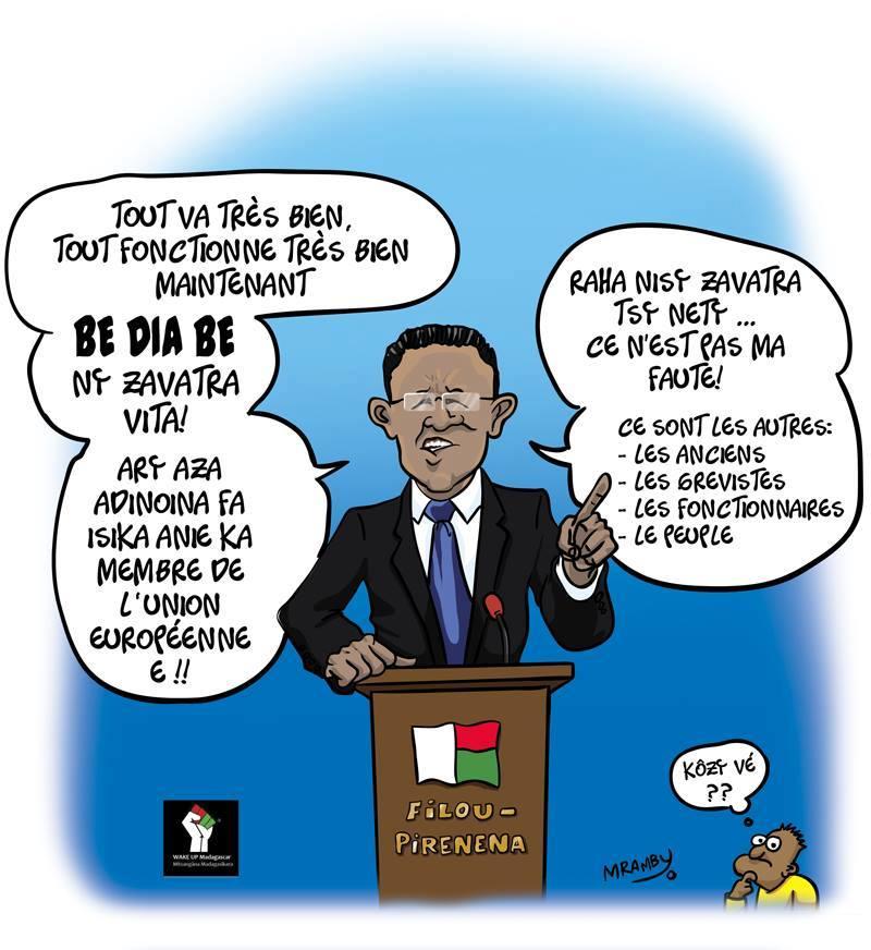 Scoop ! Madagascar est devenu membre de l'Union Européenne