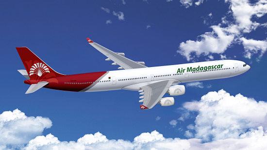 Air Madagascar sort enfin de la liste noire de l'Union Européenne