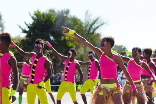 PHOTOS. Le carnaval de Madagascar met en valeur ses 22 régions
