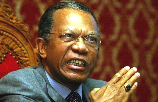« Le livre rouge pourra encore servir pour sauver le pays » dixit Ratsiraka