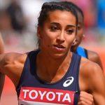 A 22 ans, cette Malgache est championne d'Europe du 4×400 mètres