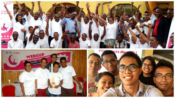 Crédit : Webcup Madagascar.
