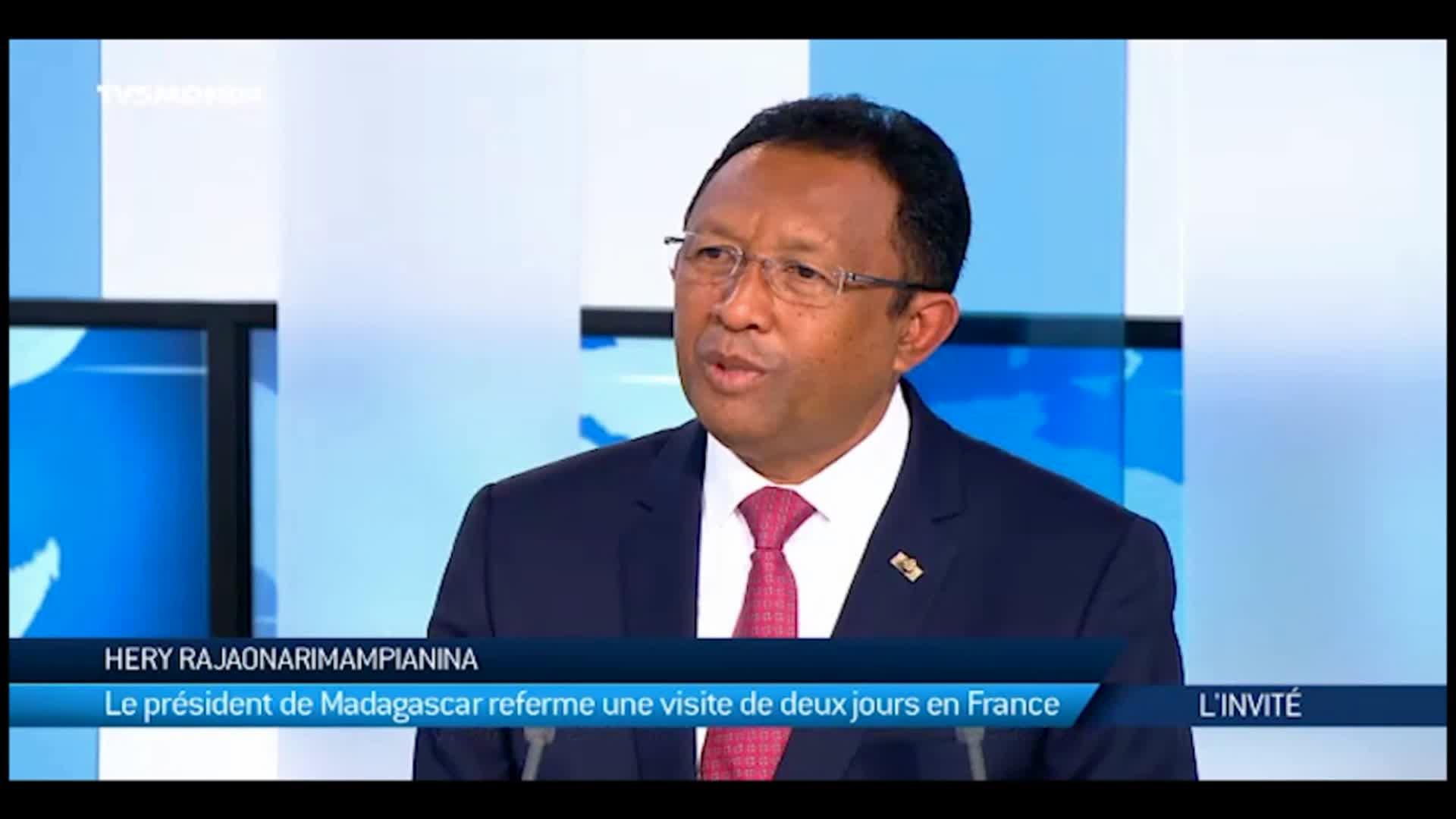 Rencontre De Madagascar
