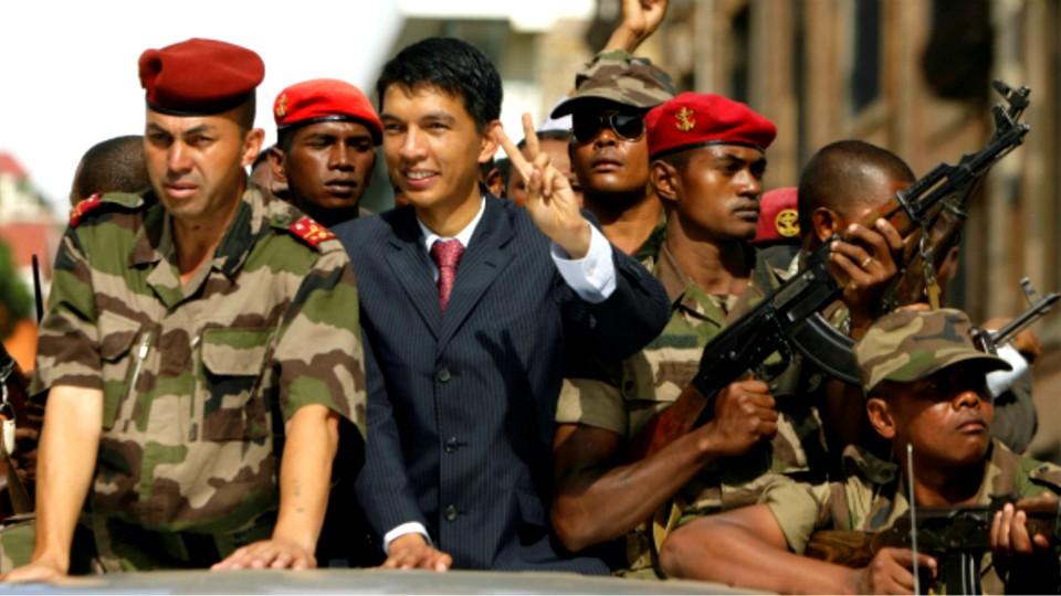 Un extrait de la lettre du suspect franco-malgache pour financer son projet d'assassinat d'Andry Rajoelina