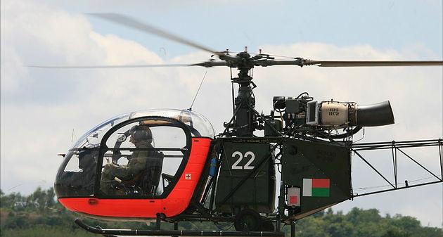 Plus de pilote pour l'hélico de l'armée : les dahalo en profitent