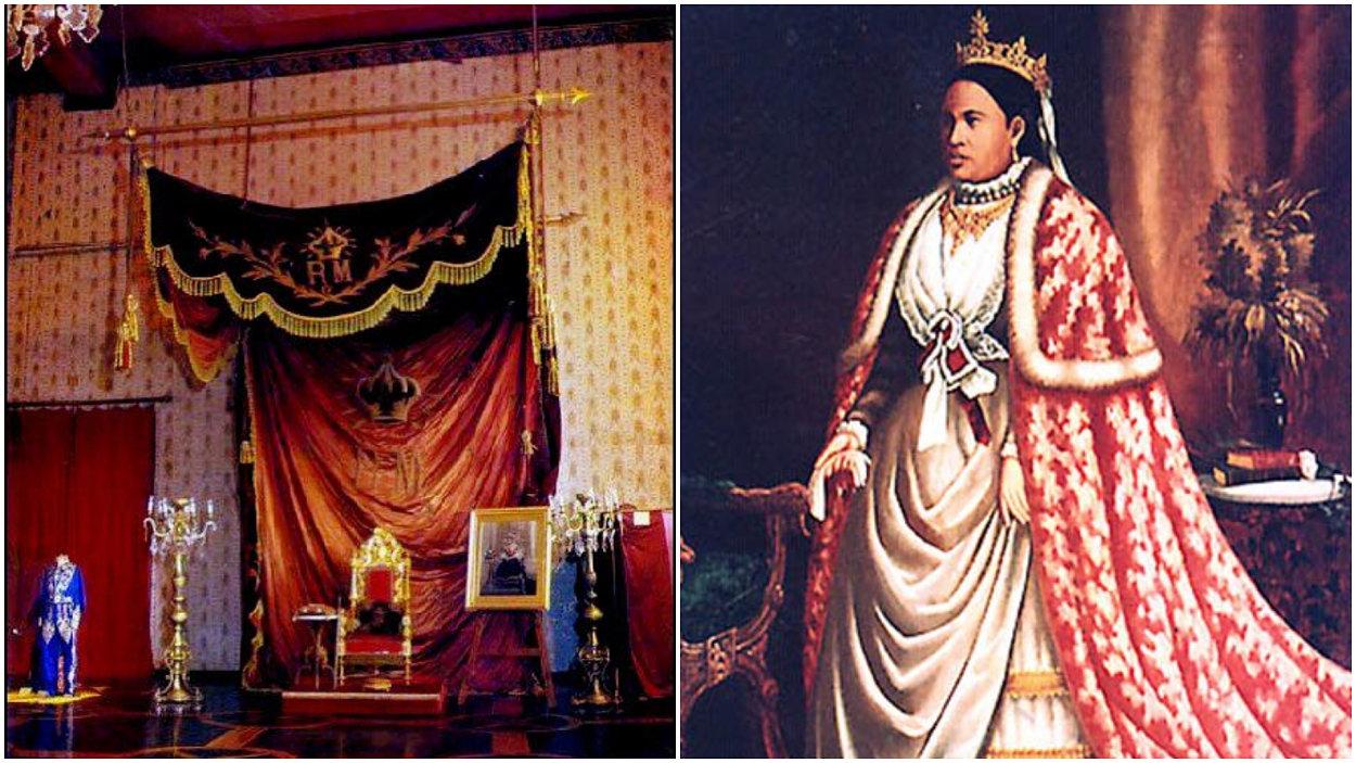 «Couronnavirus» ou l'analyse d'un Malgache sur le prêt de la coiffe du dais royal de Ranavalona III