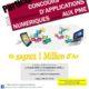 Concours de développement d'application numérique