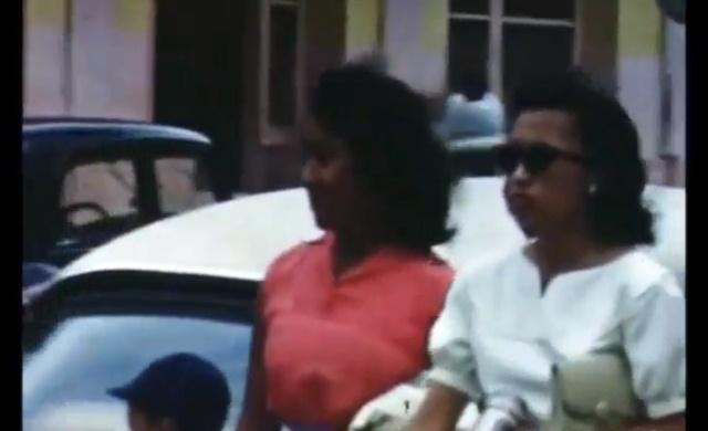 Une incroyable vidéo d'Antananarivo dans les années 50
