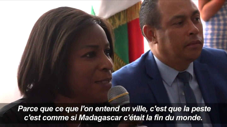 VIDEO. « La peste à Madagascar, ce n'est pas la fin du monde », selon l'OMS