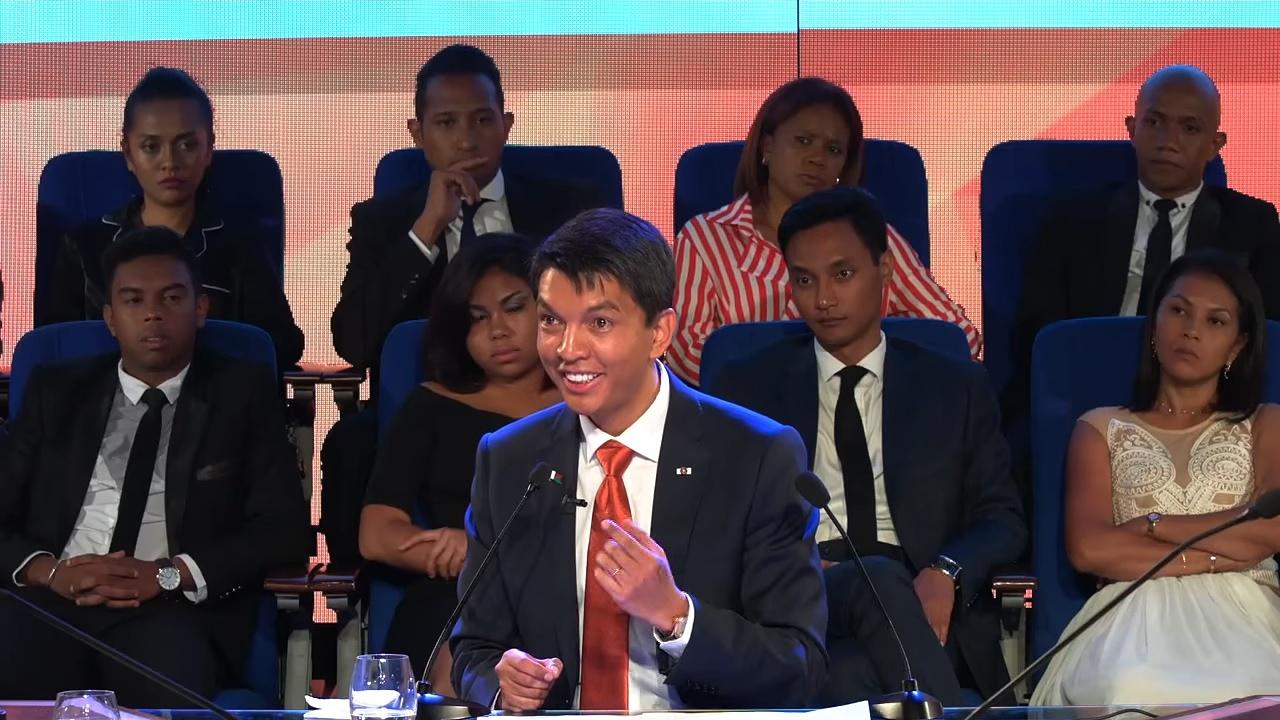 VIDEO. Voici l'interview intégral de Rajoelina sur son retour politique