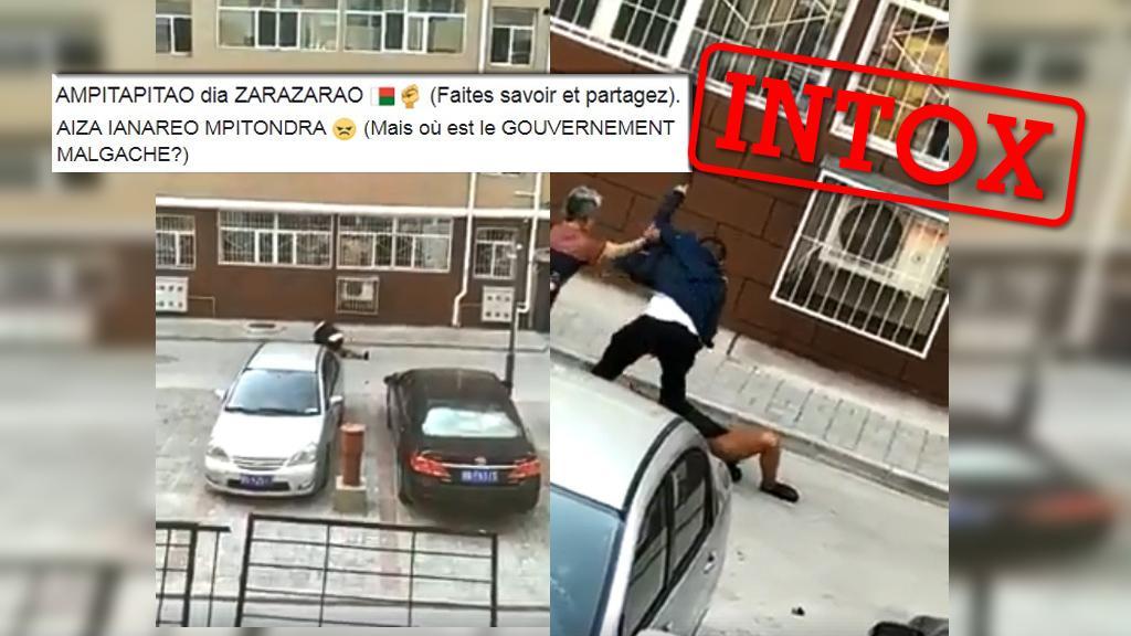 INTOX. «Une Malgache assassinée par un Chinois» est une fake news