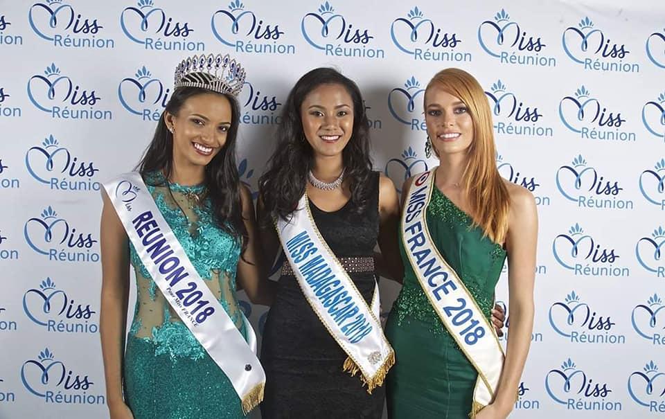 PHOTOS. Voici les premières photos de Miss Madagascar à Miss Monde