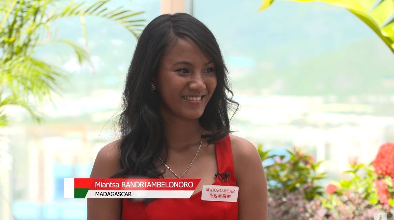 VIDEO. Le face à face de Miss Madagascar 2018 à Miss World