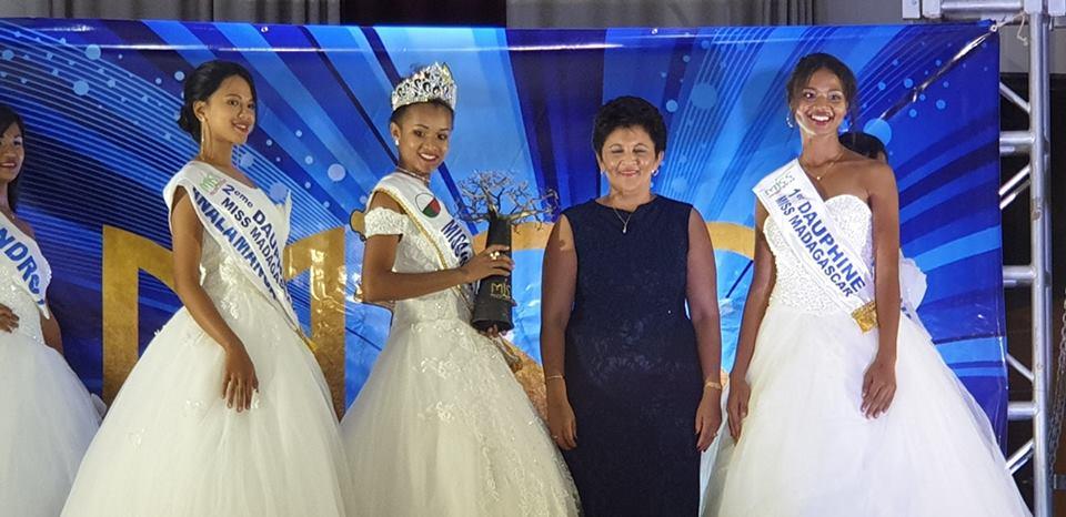 VIDEO. Voici la nouvelle Miss Madagascar pour l'année 2019