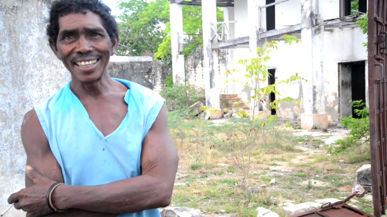 VIDEO. Un prisonnier de Nosy Lava témoigne sur ses conditions de vie