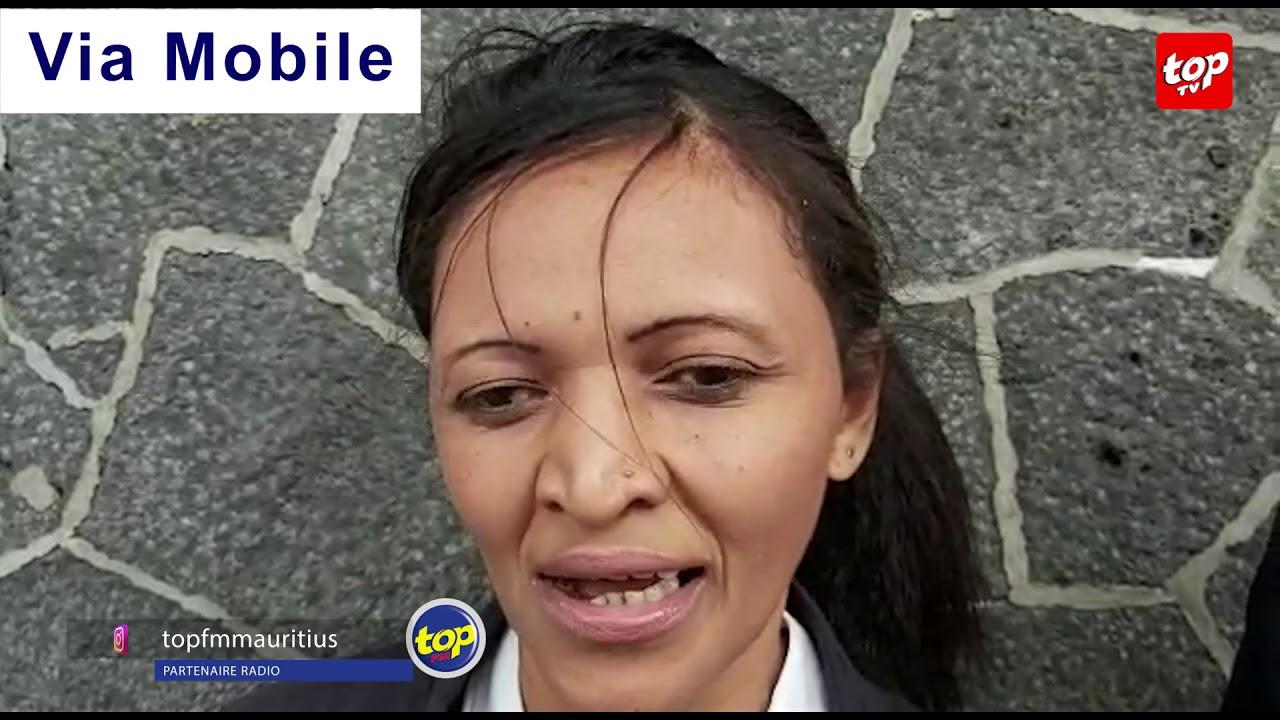 VIDEO. Une Malgache résidente à Maurice depuis 20 ans sommée de quitter le pays après la mort de son mari