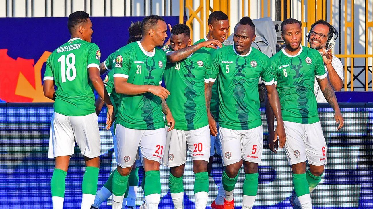 Les Barea de Madagascar n'ont pas encore reçu leurs primes après la CAN 2019