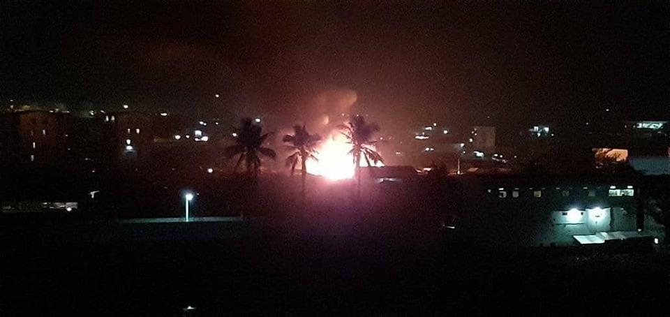 VIDEO. Le «Bazar kely» de Toamasina complètement ravagé par le feu