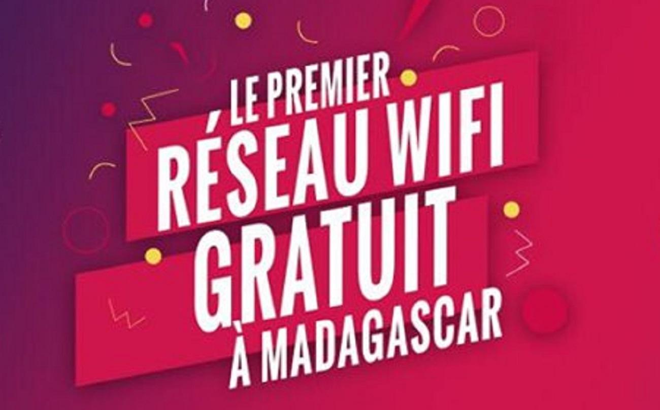 La connexion Wifi sera gratuite dans ces lieux publics d'Antananarivo