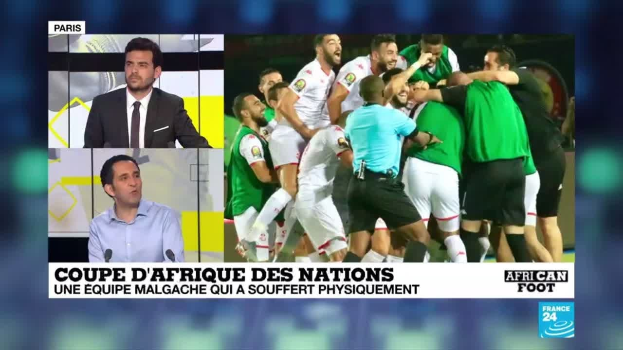 VIDEO. Une analyse du match Madagascar vs Tunisie (CAN 2019)