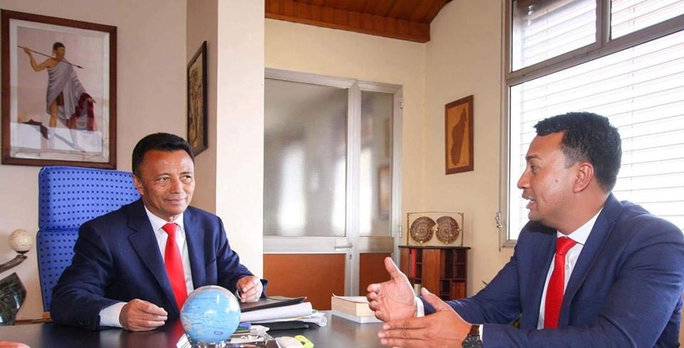 VIDEO. Marc Ravalomanana ne se présentera pas à la mairie d'Antananarivo