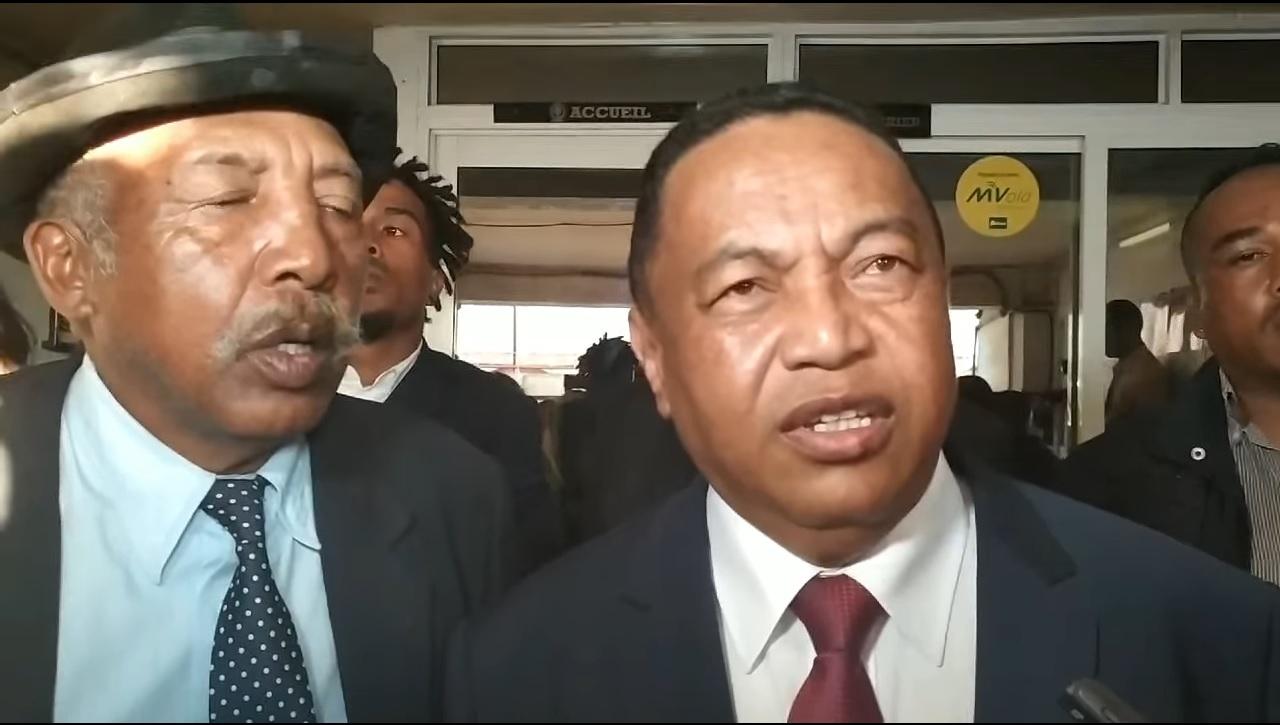 VIDEO. Quand le président de la Fédération malgache de football ne sait pas qui est Nicolas Dupuis