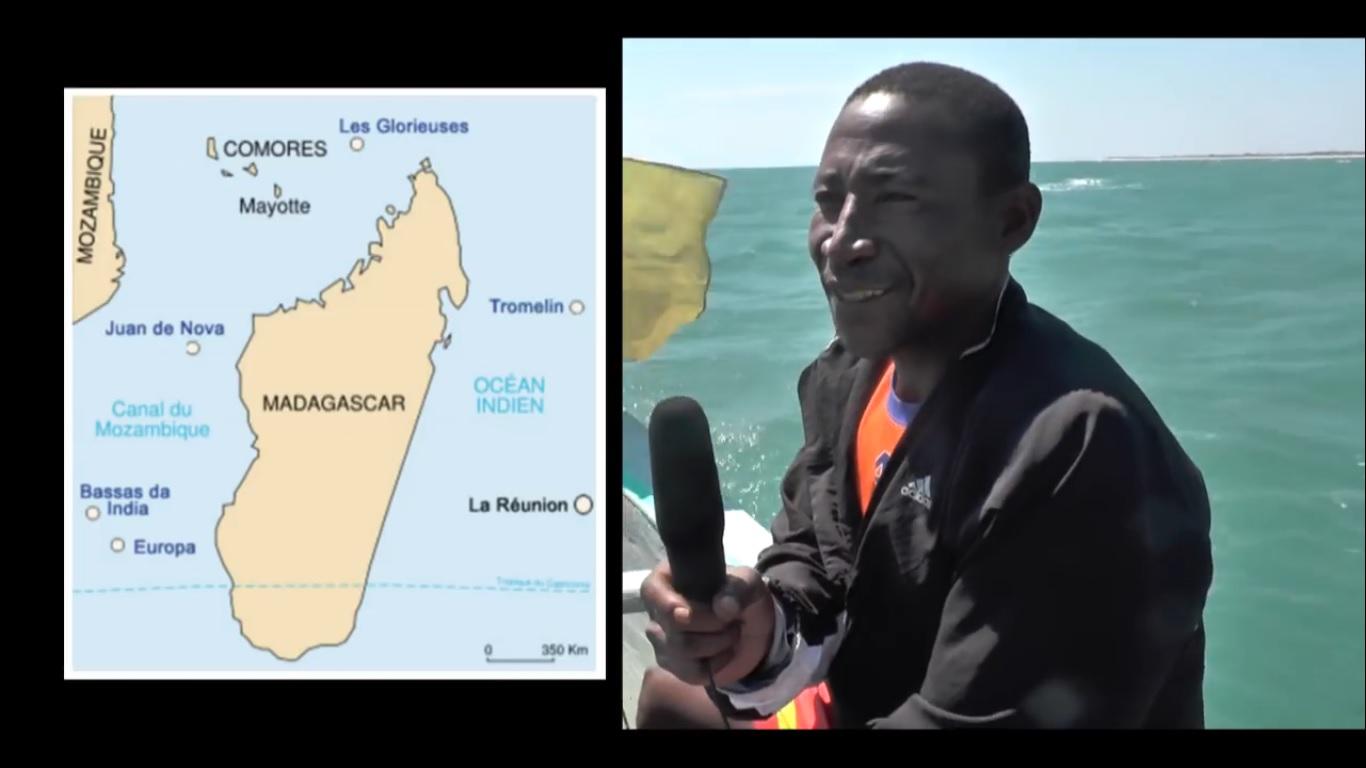 VIDEO. Un pêcheur malgache témoigne de son expérience sur Juan de Nova, une des îles malgaches de l'Océan indien