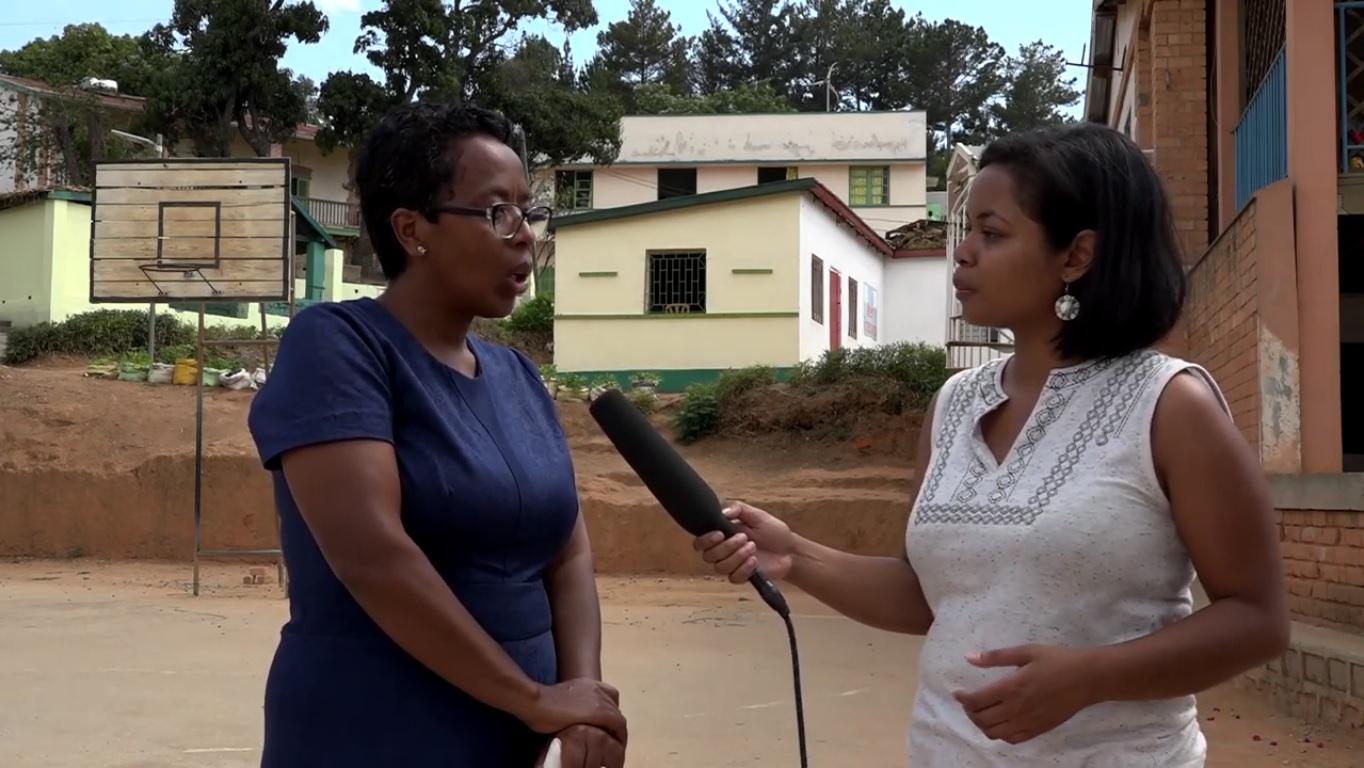 VIDEO. Privée de subvention, voici comment cette association malgache arrive à s'auto-financer