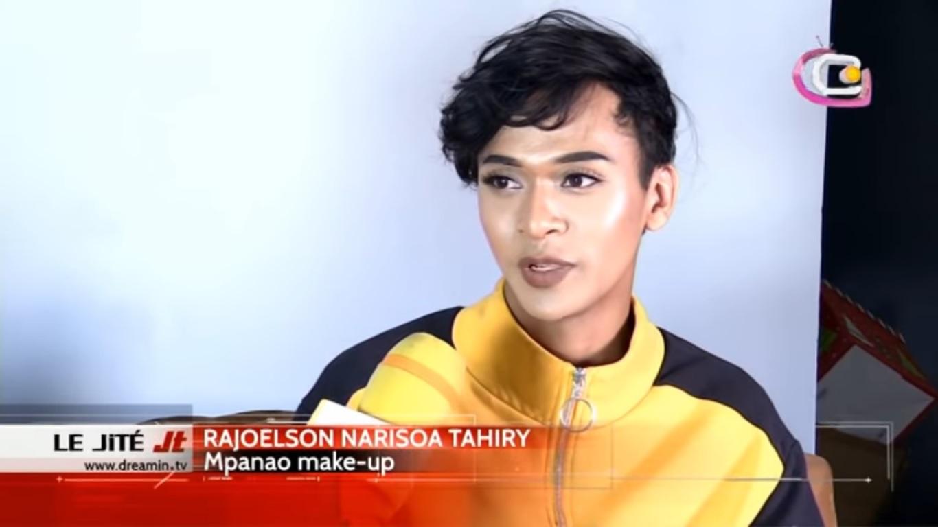 VIDEO. Quand les hommes malgaches se mettent au maquillage
