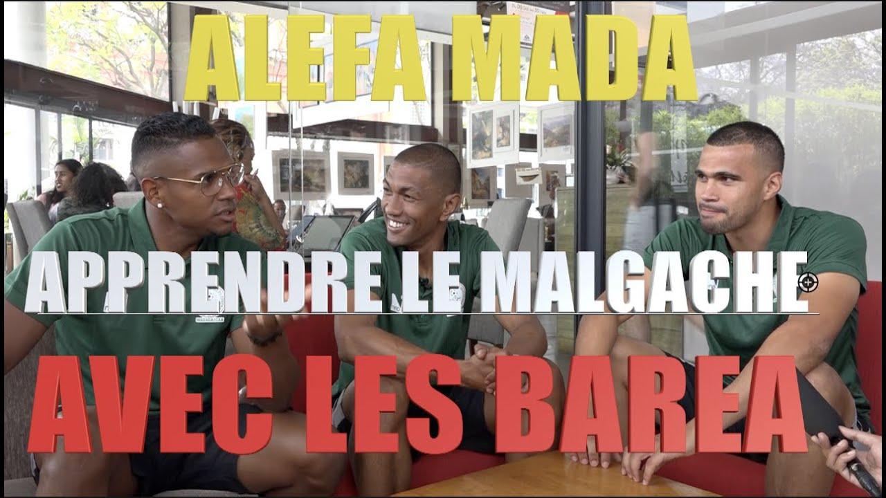 VIDEO. Quand les Barea de Madagascar essaient de parler en malgache