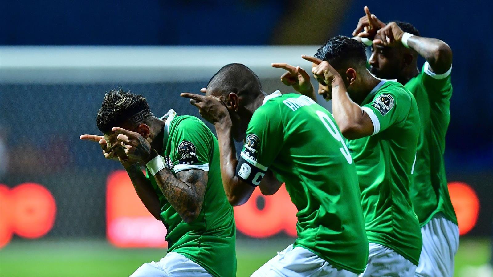 Les Barea dans le Top 5 des meilleures sélections africaines selon Jeune Afrique