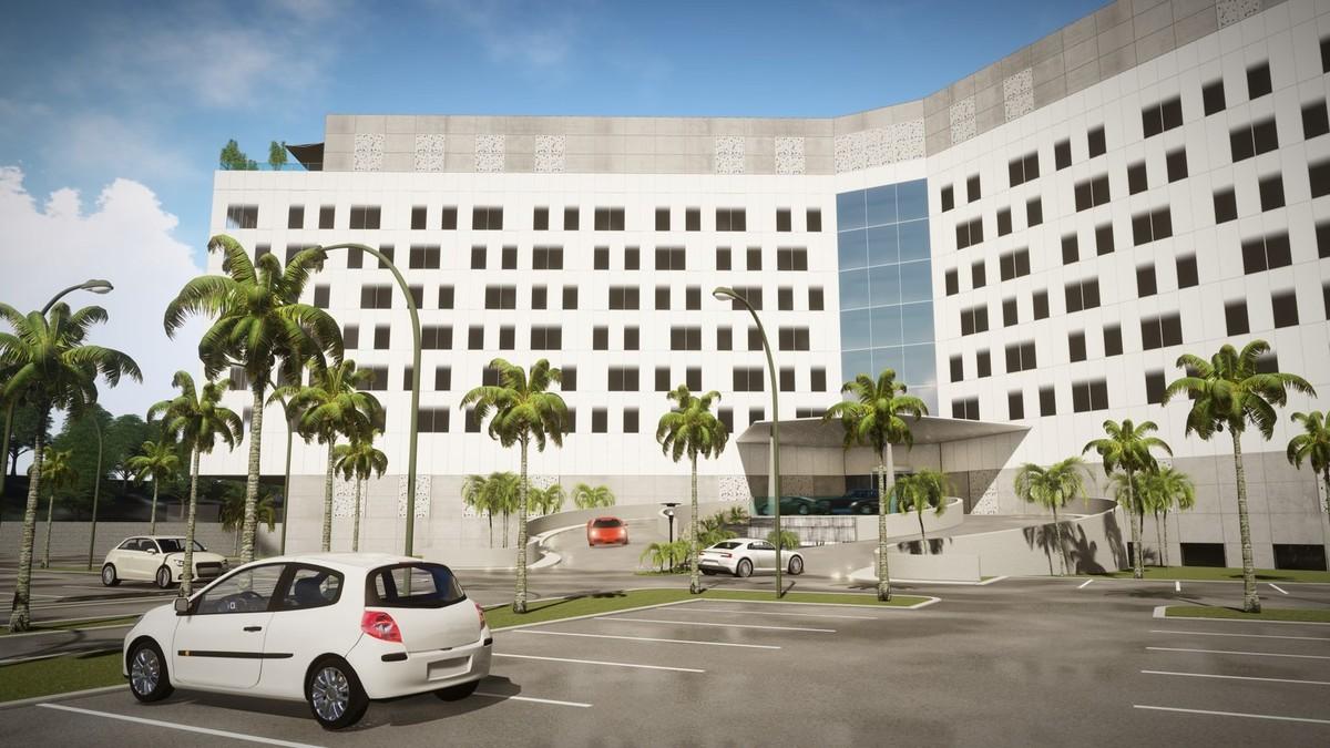 Un nouvel hôtel 5 étoiles ouvre ses portes à Antananarivo Madagascar