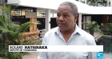 VIDEO. «Les données sur la Covid-19 sont modifiées ou arrangées» selon Roland Ratsiraka