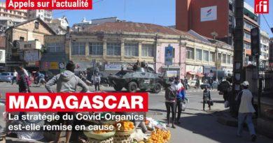 VIDEO. «Antananarivo reconfinée, que dire du Covid Organics», dixit RFI