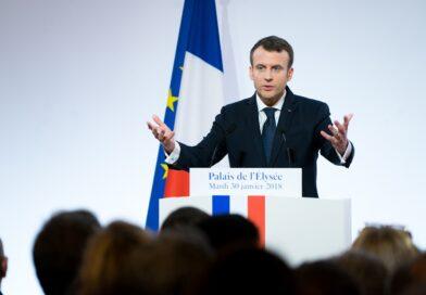 Un message du président Macron aux Français établis à l'étranger