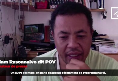 VIDEO.  Le dessinateur POV sort un livre sur la «démocratie de façade» à Madagascar
