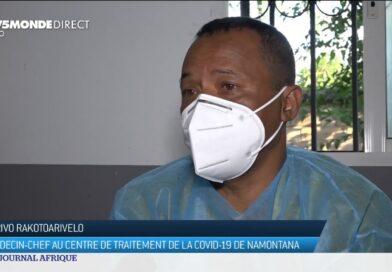 VIDEO. «Je préfère attendre avant de me faire vacciner», dixit un médecin malgache