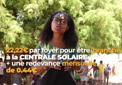 VIDEO. Une journaliste malgache remporte le trophée d'argent au Deauville Green Awards