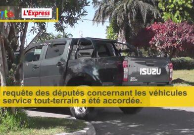 VIDEO. Des véhicules tout-terrain accordés aux députés malgaches