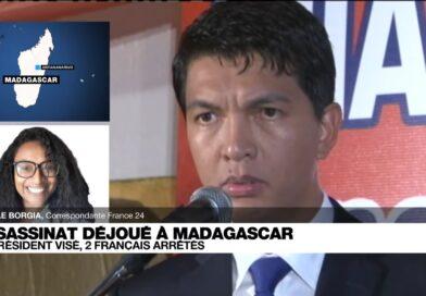 VIDEO. «Les deux Français ont été arrêtés de manière spectaculaire», dixit France 24