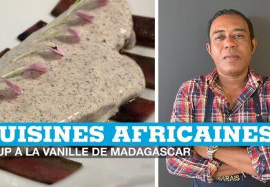 VIDEO. L'impressionnant savoir-faire d'un chef malgache en démonstration sur France 24