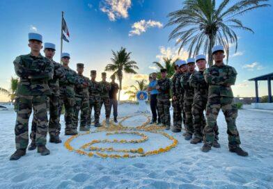 PHOTOS. Le président Macron envoie l'Armée française sur les îles éparses
