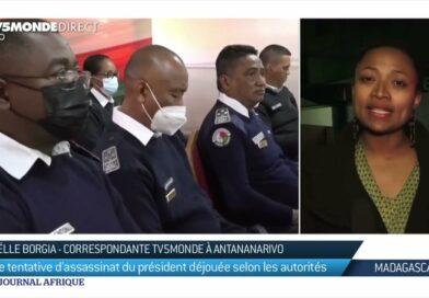 VIDEO. «Beaucoup crient à la machination du gouvernement», dixit TV5 Monde