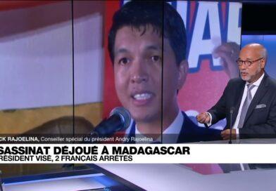 VIDEO. «On se demande pourquoi la communication gouvernementale malgache est aussi rapide», dixit une journaliste de France 24